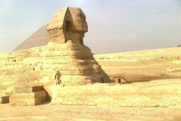 Private Day Tour: Giza Pyramids from Cairo with Optional Entry Tickets to Sphinx