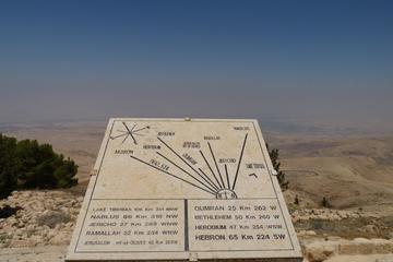 Private Day Tour: Mount Nebo, Madaba and Amman from the Dead Sea