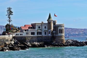 Private Day Tour to Concón, Viña del Mar and Valparaiso