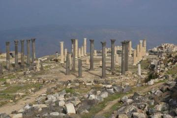 Private Day Tour to Um Qais and Ajloun from Amman