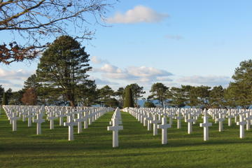 Private day trip to Normandy from Paris