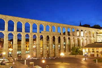 Private Day Trip to Segovia from Madrid Including La Granja