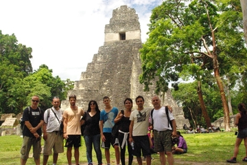 Private Day Trip to Tikal with Optional Canopy Zipline from Guatemala City or Antigua