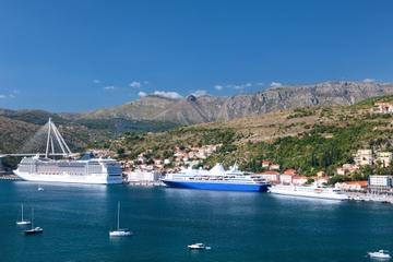 Private Departure Transfer: Dubrovnik, Orebic or Korcula Hotels to Dubrovnik Port