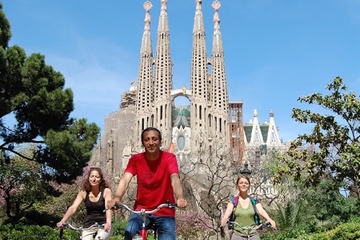 Private E-Bike Ride in Barcelona