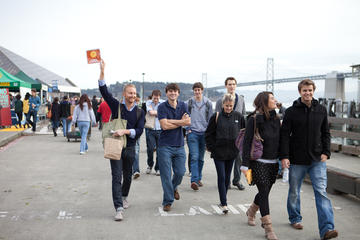 Private Ferry Building Tasting and Tour