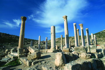 Private Full Day Pella Tour from Amman