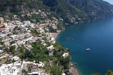 Private Full-Day Tour from Naples to Sorrento, Positano, and Pompeii