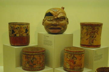 Private Guatemala City Museums: Popol Vuh, Ixchel, Railway and Miraflores Museums