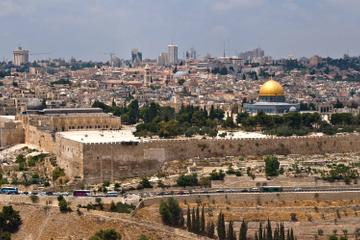 Private Guide: 2-Day Walking Tour From Jerusalem