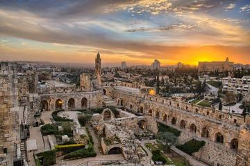 Private Guided Day Tour of Jerusalem from Tel Aviv