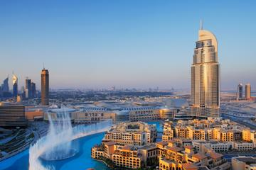 Private guided Dubai Tour incl Burj Khalifa Entry Ticket 124 Floor