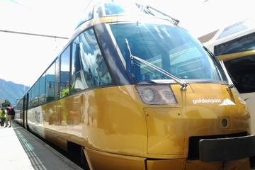 Private Guided Golden Pass Panoramic Train Tour from Interlaken