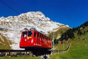 Private Guided Mount Pilatus Tour from Zurich