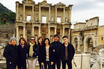 Private Guided Tour of Ephesus City from Kusadasi