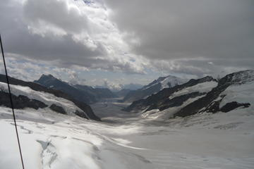 Private Guided Tour to Jungfraujoch from Interlaken Including Trummelbach Waterfalls and Wengen
