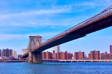 Private Guided Walking Tour of the Brooklyn Bridge and DUMBO
