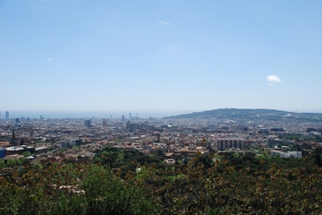 Private Half Day City Tour in Barcelona