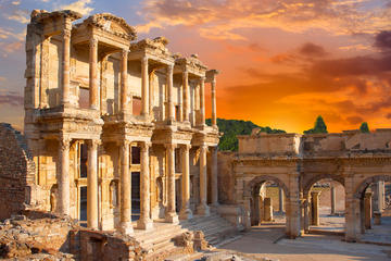 Private Half-Day Shore Excursion from Kusadasi: Ephesus, Artemis Tempel and Sirince Village