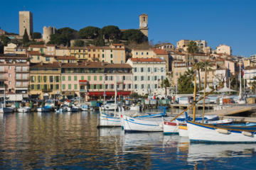 Private Half-Day Trip: Cannes and Antibes from Nice by Minivan