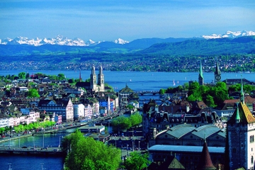 Private Half-Day Zurich City Tour