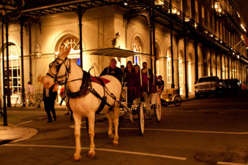 Private Carriage Tours New Orleans