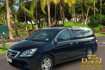Private Honolulu City Tour by Limousine