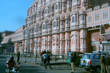 Private Jaipur City Tour: Amber Fort, City Palace, Jantar Mantar, Hawa Mahal and Birla Mandir