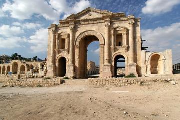 Private Jerash Half Day Tour from Dead Sea