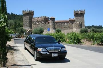 Private Limousine Wine Country Tour of Sonoma or Napa