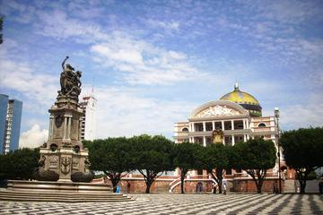 Private Manaus Historic City Tour