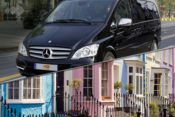 Private Minivan Arrival Transfer: London Luton Airport to Central London