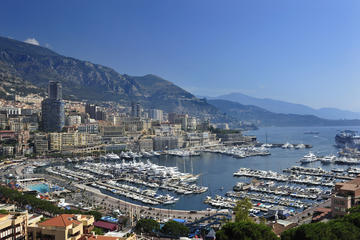 Private Monaco, Eze and La Turbie Half-Day Tour from Nice