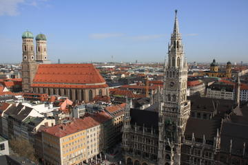 Private Munich City Walking Tour With Optional Olympiapark Or Nymphenburg Castle