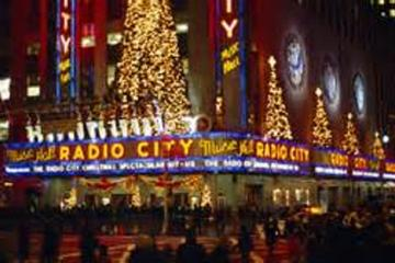 Private New York Christmas Tour with Driver and Guide