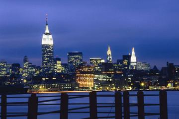 Private New York Night Tour with Driver-Guide and Vehicle