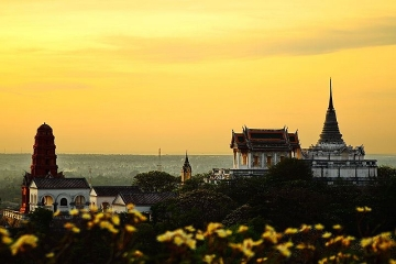 Private Petchaburi Half-Day Tour from Hua Hin