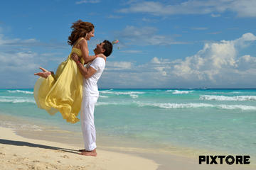 Private Professional Photography Session in Cancun