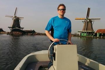 Private River Cruise in Zaandam And Zaanse Schans from Amsterdam