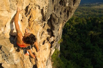 Private Rock Climbing in Chiang Mai