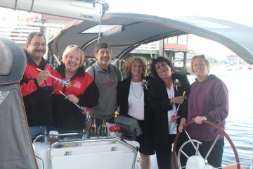 Private Sailing Cruise on Monterey Bay