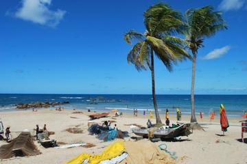 Private Shore Excursion: Itapuã and Arembepe Beaches from Salvador