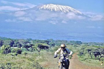 Private Southern Kenya Motorbike Tour from Nairobi