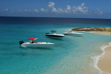 Private Speedboat Charter: St Maarten to Anguilla