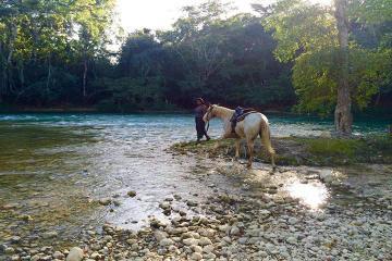 Private Sunset Riding Tour from San Ignacio