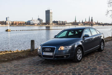 Private Taxi transfer from Riga Internation airport to Jurmala