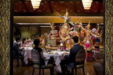 Private Thai Dinner and Dance at Sala Rim Nam Restaurant in Bangkok