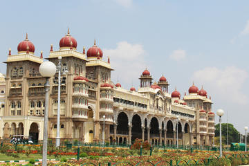 Private Tour: 2-Day Mysore Palace and Srirangapatna Tour from Bangalore