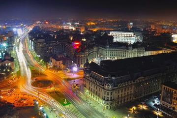 Private Tour: 21st Century Bucharest