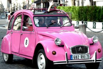 Private Tour: 2CV Paris Fashion Tour Including Galeries Lafayette Paris Haussmann
